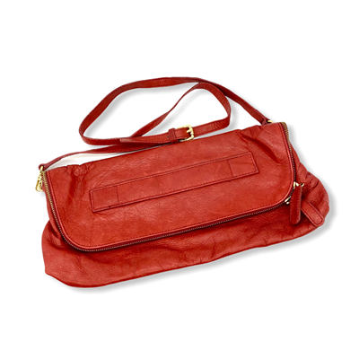Postman Clutch (red)