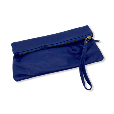 Purse Clutch (royal blue)