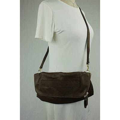 Postman Clutch (brown)
