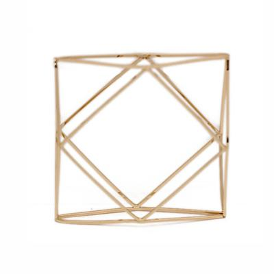 Horatia Caged Bangle (Gold)