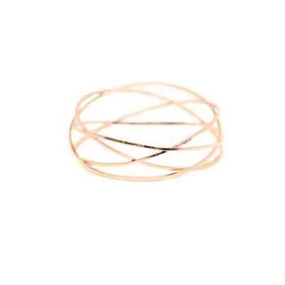 Nike Caged Cuff (Rose Gold)