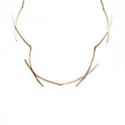 Athyena Necklace (Gold)