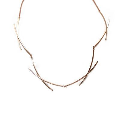 Athyena Necklace (Rose Gold)