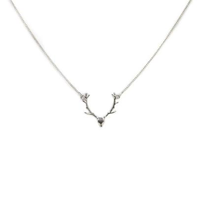 Dear Delicate Necklace (Silver)