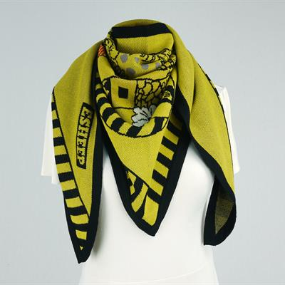 45 Revolutions (yellow/blk)