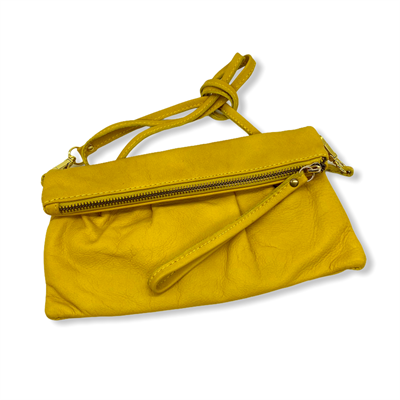 Purse Clutch (yellow)