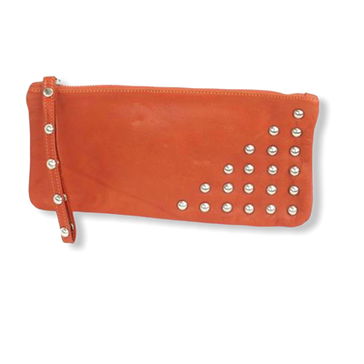 Studded Purse (tan)